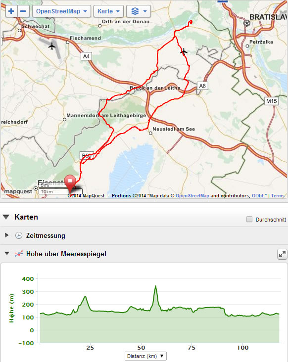 Braunsberg-Tour